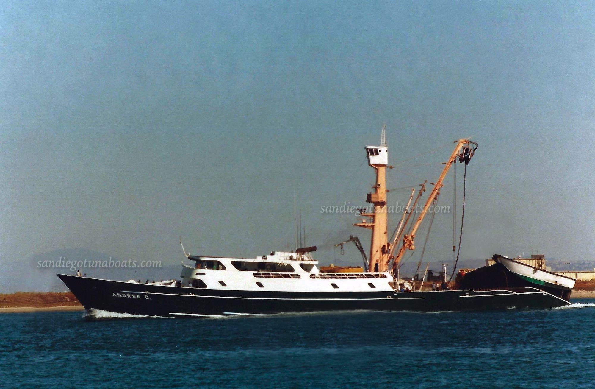 San Diego Tuna Boats